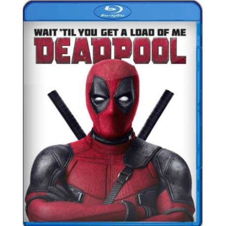 DEADPOOL (BLU-RAY)