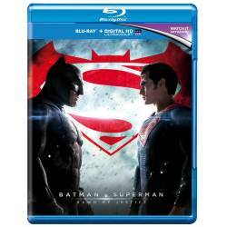 BATMAN VS SUPERMAN (BLU-RAY)