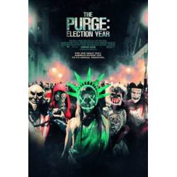 THE PURGE 3: ELECTION LA NOCHE DE LAS BESTIAS