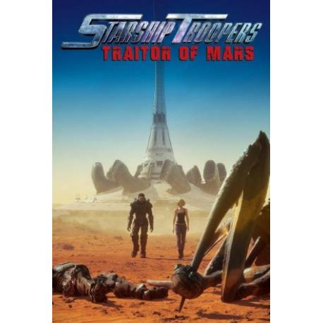 STARSHIP TROOPERS: EL TRAIDOR DE MARTE