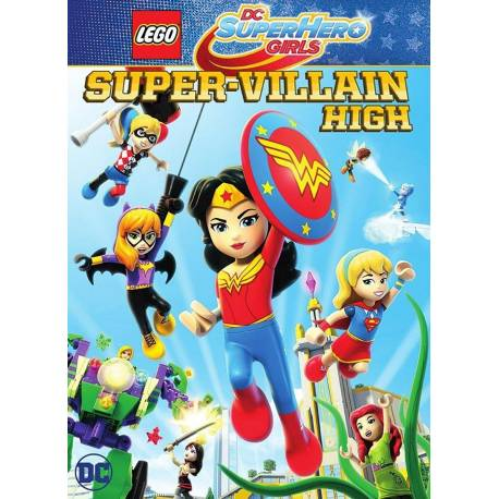 LEGO DC SUPER HERO GIRLS: INSTITUTO SUPER-VILLANO