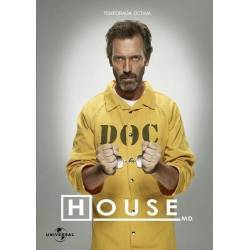 DR HOUSE TEMPORADA 8