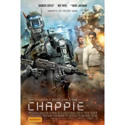 CHAPPIE -DVD Y USB-