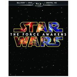 STAR WARS EPISODIO VII: EL DESPERTAR DE LA FUERZA -DVD Y USB-