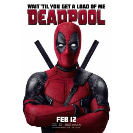 DEADPOOL (SUB) (HD)