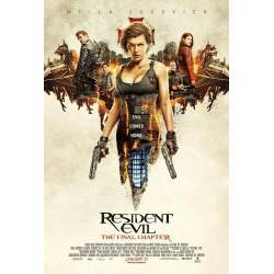 RESIDENT EVIL: CAPITULO FINAL (SUB) (HD-TC)