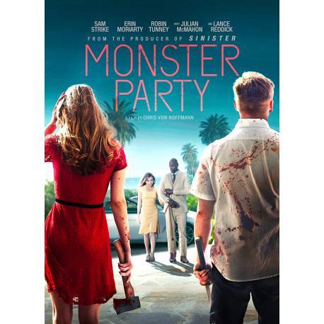 MONSTER PARTY (SUB)