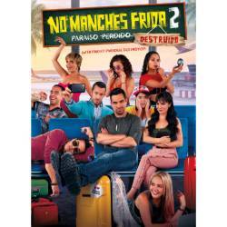 NO MANCHES FRIDA 2 -DVD Y USB-