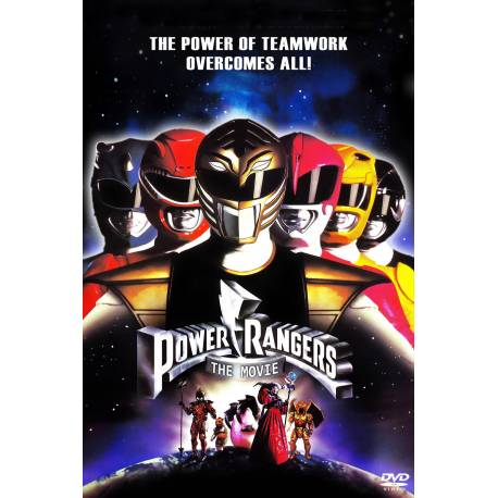 POWER RANGERS: MIGHTY MORPHIN