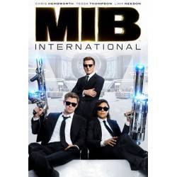 MEN IN BLACK INTERNACIONAL