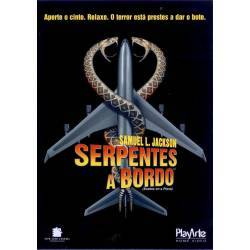 SERPIENTES A BORDO