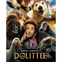 DOLITTLE -DVD Y USB-