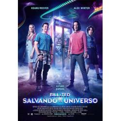 BILL & TED 3: SALVANDO EL UNIVERSO - DVD - USB-