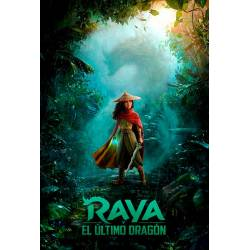 RAYA Y EL ULTIMO DRAGON -DVD - USB -