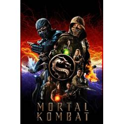 MORTAL KOMBAT -DVD - USB -