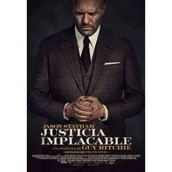 JUSTICIA IMPLACABLE (SUB) * DVD * USB *