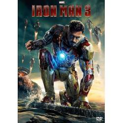 IRON MAN 3 -DVD Y USB-