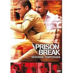 PRISON BREAK TEMPORADA 2